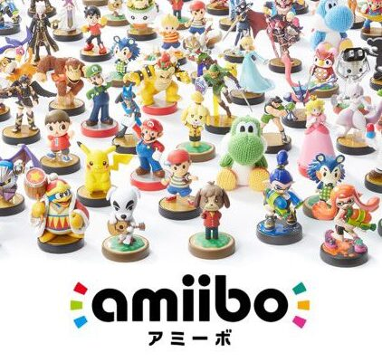 Amiibo Nintendo Menjadi Salah Satu Masterpiece Dari Nintendo